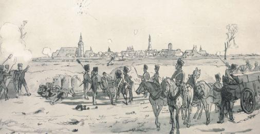 siege of glogau 1813