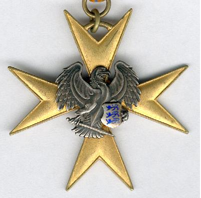 Estonia Order of the Cross of the Eagle1