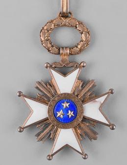 Latvia Order of the three stars