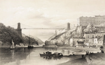 Bristol Clifton 1850