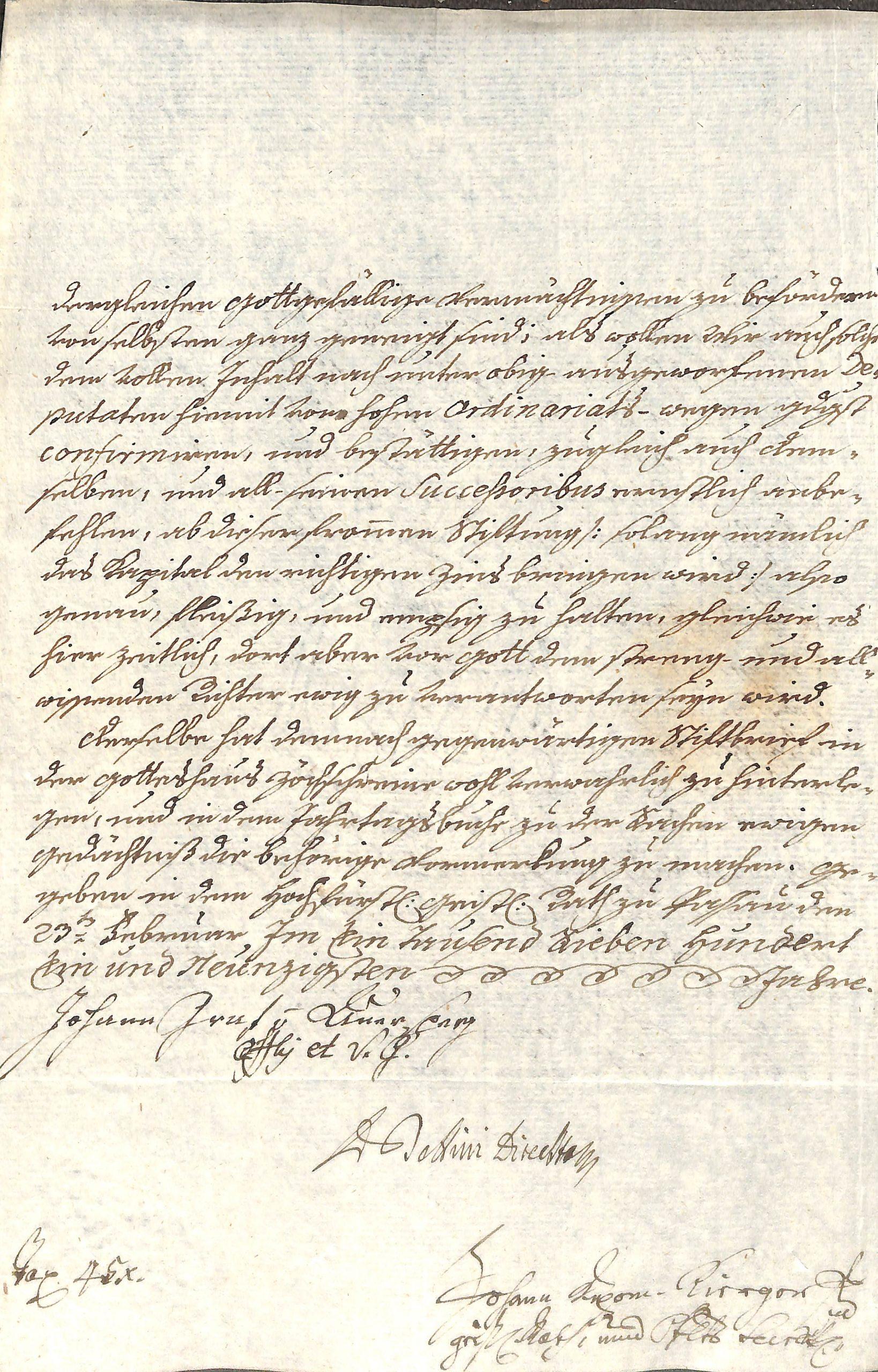 Stiftungen 1674 - 1804_084